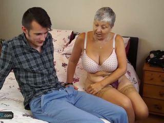 Agedlove Granny Savana Fucked with Really Hard Stick.