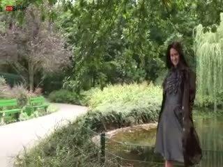 Eroberlin presents maria the nudeart star itibaren russia