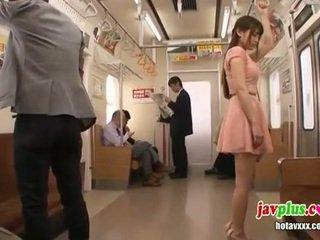 Molester xe lửa tình yêu điều đó does không dừng lại prey đến trường học đại học sinh viên molester 1