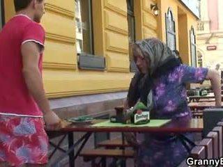 vecchio, nonna, nonna