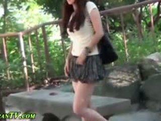 japonês, público, ao ar livre