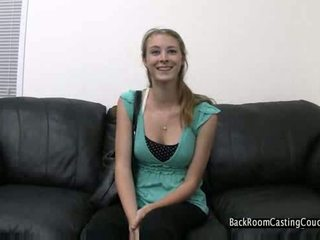 Casting couch poor girl hardcore Video
