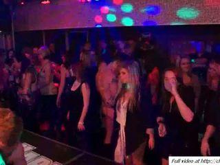 groepsseks, meisjes, dans