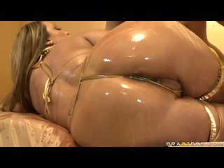 gagging, oiled, butts