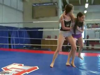 new teens great, rated lesbian most, lesbian fight full