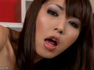 μελαχροινή, γυναικείος οργασμός, ιαπωνικά