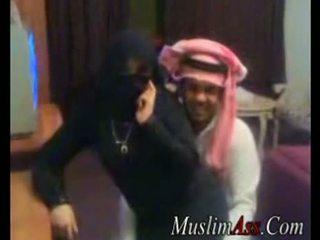 Niqab scandal video
