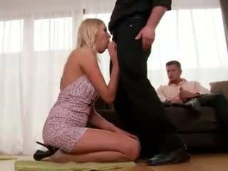Teena lipoldino gets ก้น ระยำ โดย two guys
