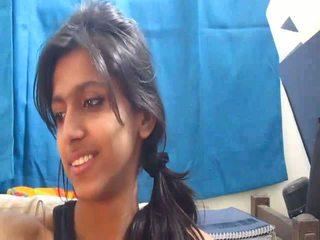 Non-nude най-горещите индийски училище момиче на уеб камера - desibate*