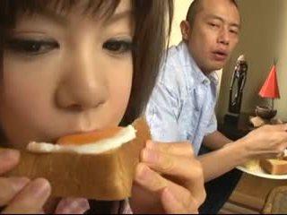 Shino nakamura - japorno rasiert teen sahnetorte