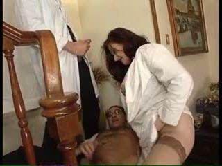 dvigubai skverbtis, big boobs, big butts