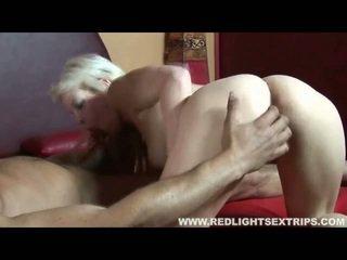 Blonde Slut From Red Light Street Shaged Huge