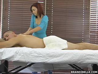 Brandi belle gives yksi sensuous peräaukko hole runkkaa työ paras at että piste