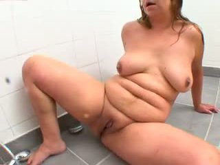 Chloe Pisses On Her Friend Under Shower