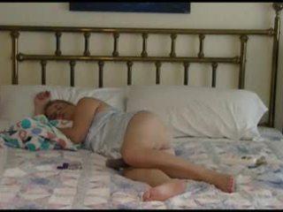 Érett pár bedtime baszás videó