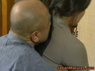 Japán bevállalós anyuka has őrült szex ingyenes jav