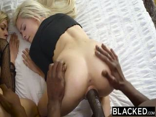 interracial, pornozvezdami, hardcore