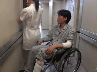 Hikaru Ayami The Smoking Awesome Chinese Nurse Has Made Love Big