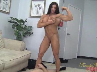 Angela salvagno - muscle futand
