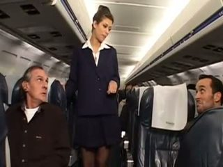 uniform, stewardess