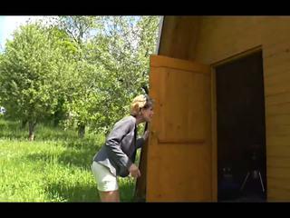 A mummi ulos siellä: ulkona hd porno video- 57