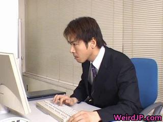 uomo grosso cazzo cazzo, giapponese, capo