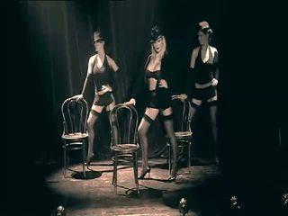 Abi titmuss striptease