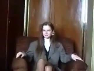 E turpshme letoneze virgin është seduced në camera pjesë 1