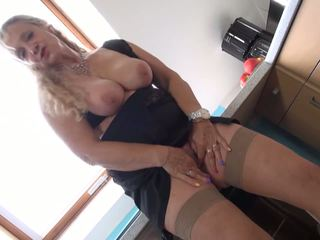 Mature Mothers in Stockings with Hungry Pussies: HD Porn 0c