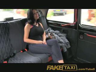 Faketaxi show prawan with big susu fucks for awis