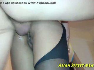 الآسيوية girlette does الشرجي إلى الحب نقود و الصحة