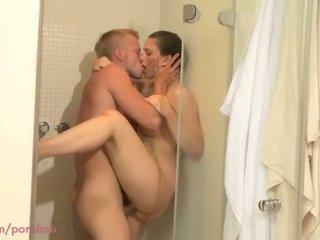 Momen högupplöst dusch kön för momen jag skulle vilja knulla med ung lover