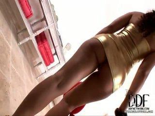 brunette, close up, big tits