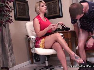 Goddess Brianna - Work Study