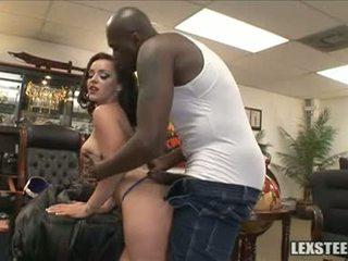 Lex steele a liza del sierra mlieko sacks hrať v the kancelária