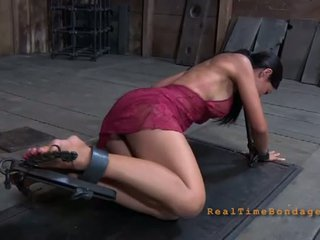 Doux nana gets lusty torment