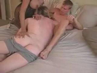 MMF Bisexual Threesome 187