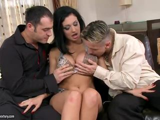 найбільш жорстке порно, подвійне проникнення якість, дивіться груповий секс найкраща