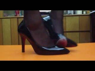 fetiș picior, femdom, chinez
