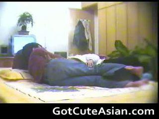Chinese Couple Fucking