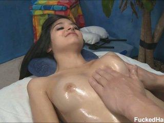 Miela lieknas zoey receiving masažas
