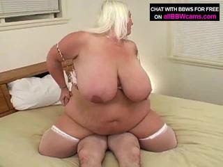 Bbw gets fucked besar masa wanita yang berisi pantat/ punggung 2