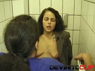 pissing, deviantclip, toaletă