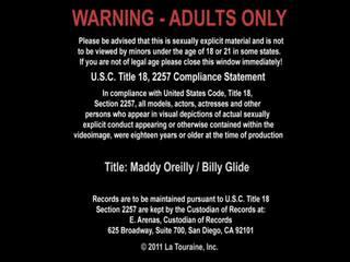 Maddy oreilly โป๊