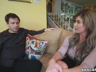 Chloe chaos marito watches come lei gets scopata
