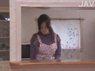 jaapani, suur rind, blowjob