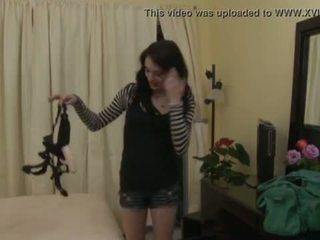 Lesbo vui vẻ với lily carter và aiden ashley
