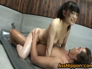 Mikity Naughty Asian Model Gets