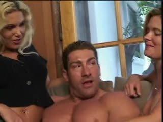 blowjobs, cô gái tóc vàng, nhóm quan hệ tình dục