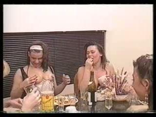 Netīras zviedri retro 90's foodsex